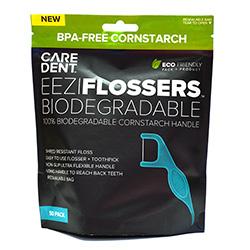 EeziFlossers Biodegradable - 50pcs (6/Box)