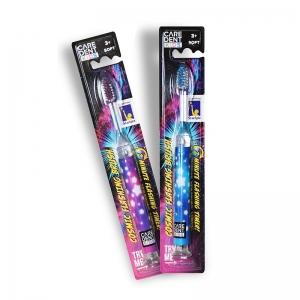 Cosmic Flashing Kids Toothbrush (6/Box)