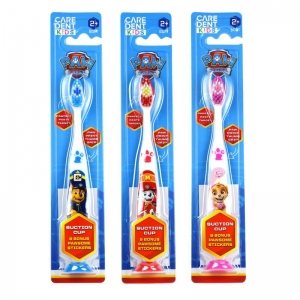 Paw Patrol Soft Kids Toothbrush With Suction Cup (6/Box)
